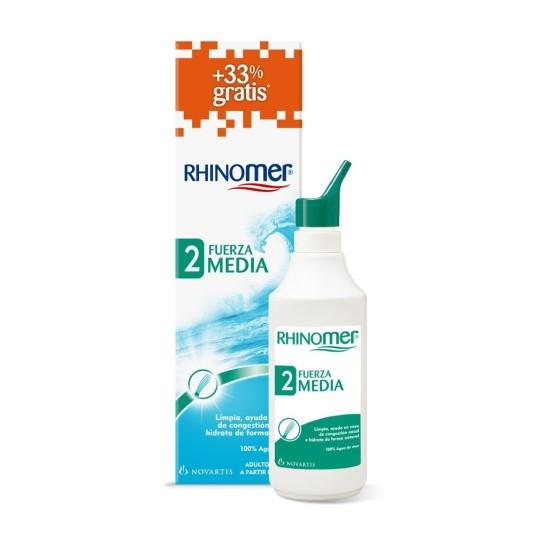 rhinomer fuerza 2 media 135+45ml