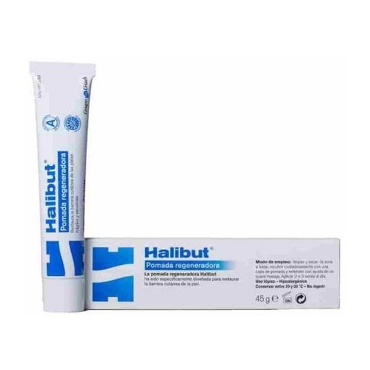 halibut pomada adulto 45gr