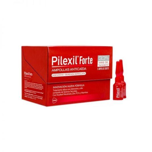 lacer pilexil forte ampollas anticaida