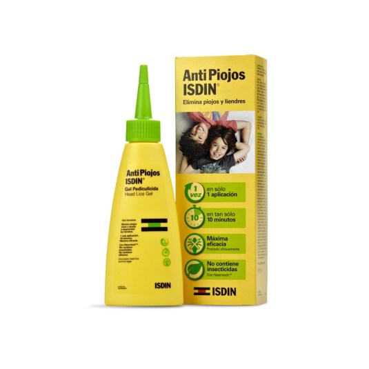 ISDIN ANTIPIOJOS GEL PEDICULICIDA 100ML