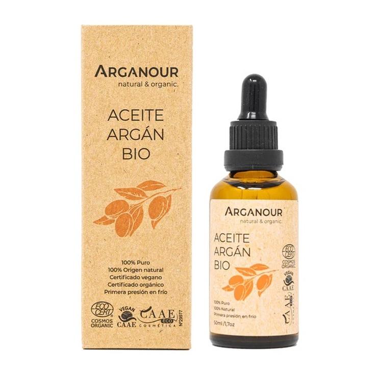 arganour aceite de argan 100% bio 50ml
