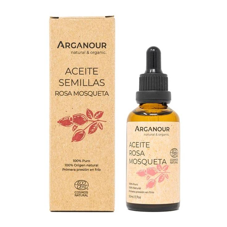 arganour aceite de rosa mosqueta bio 50ml