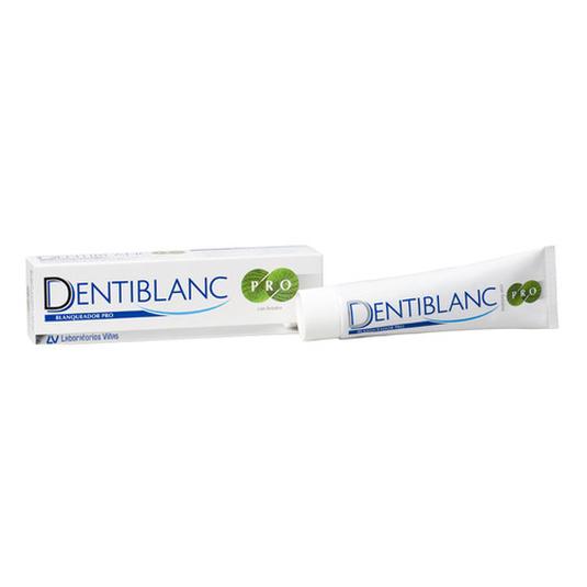 dentiblanc pro pasta de dientes blanqueadora 100ml