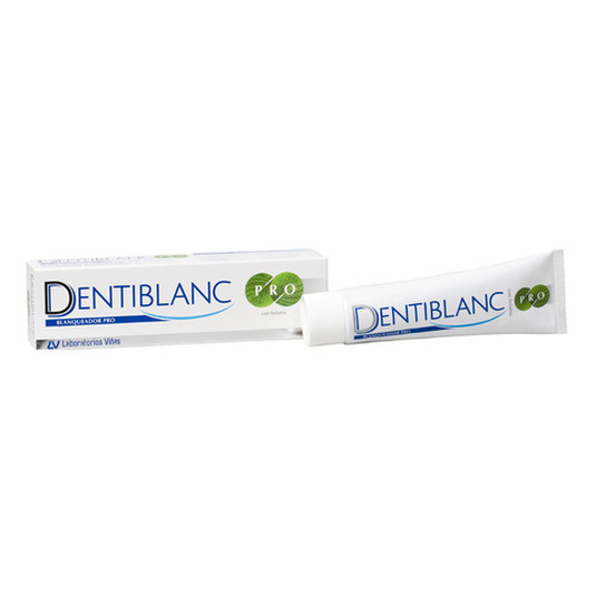 dentiblanc pro pasta dentifrica blanqueadora 100ml