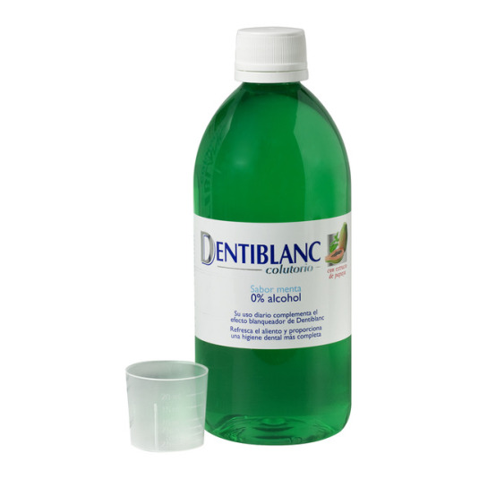 dentiblanc colutorio extrafresh menta 500ml