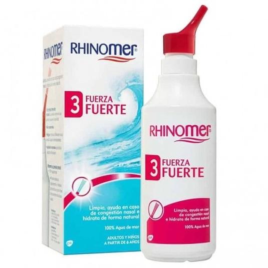 rhinomer fuerza 3 fuerte 135ml