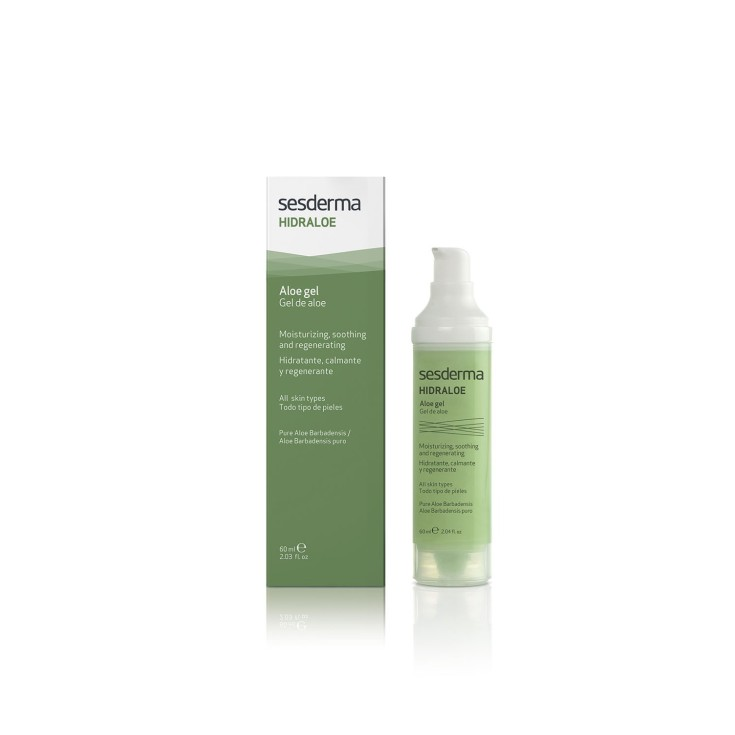 sesderma hidraloe gel aloe 60ml