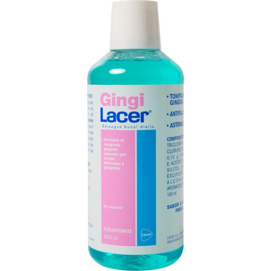 lacer gingilacer colutorio 500ml