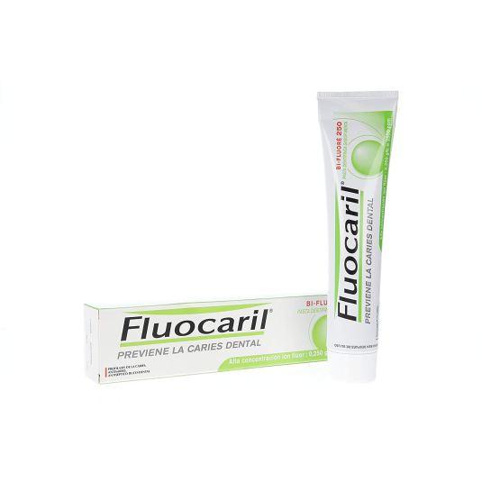 fluocaril pasta dentífrica con sabor de menta 125ml