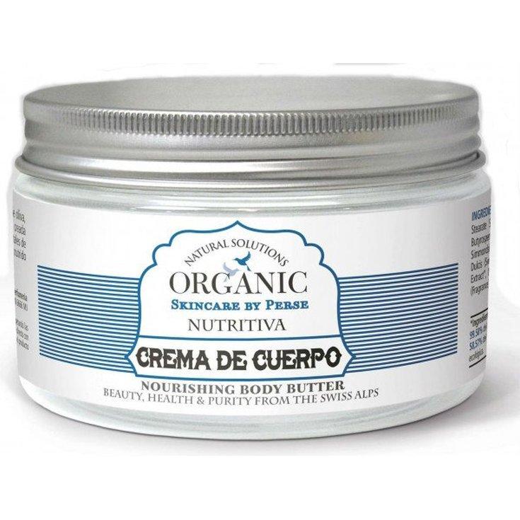 organic crema cuerpo nutritiva 250ml