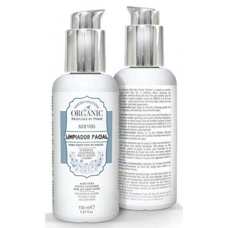 organic limpiador facial 150ml