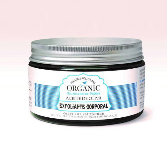 organic exfoliante corporal aceite de oliva 4