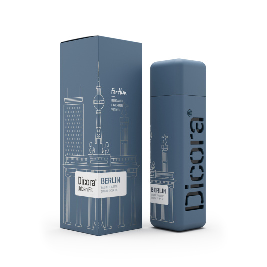 dicora urban fit berlin eau de toilette hombre 100ml