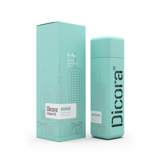 dicora urban fit miami eau de toilette 100ml