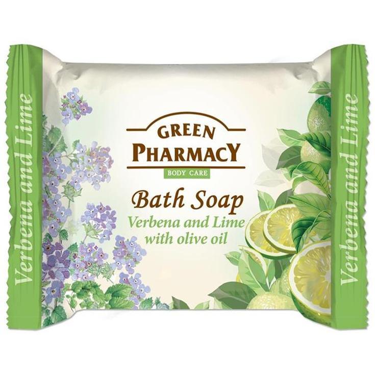 green pharmacy jabon verbena lima 100gr