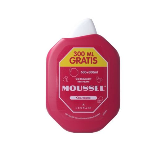 moussel gel classic 600+300ml