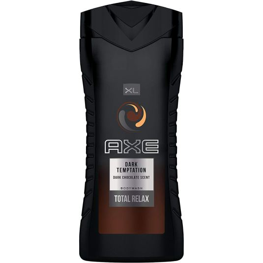 axe dark temptation de ducha hombre 400ml