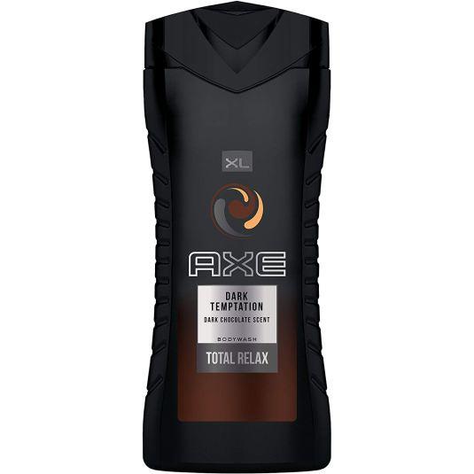 axe dark temptation gel de ducha hombre 400ml