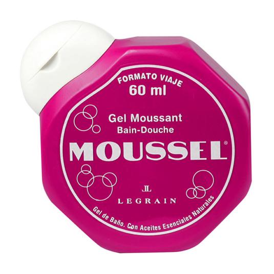 moussel gel classique mini 60ml