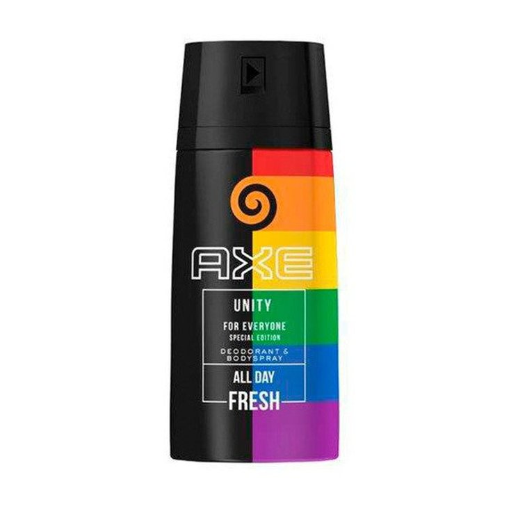 axe unity desodorante spray edición especial 150ml