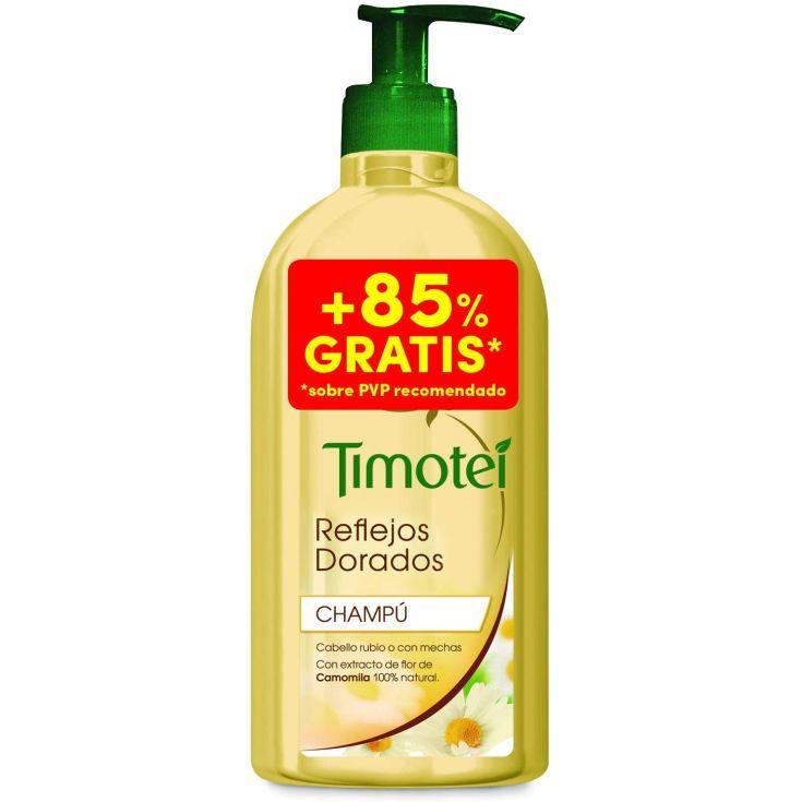ch.timotei reflejos dorados 400+350 ml