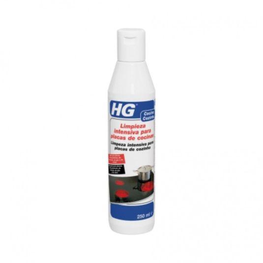 hg limpiador intensivo vitroceramicas 250ml