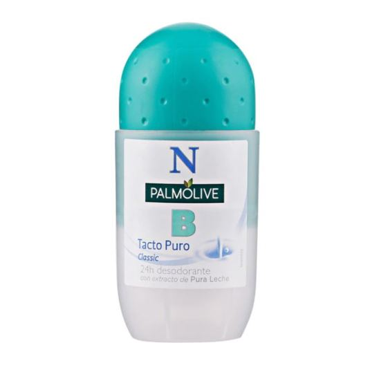 nb palmolive tacto puro classic desodorante roll-on 50ml