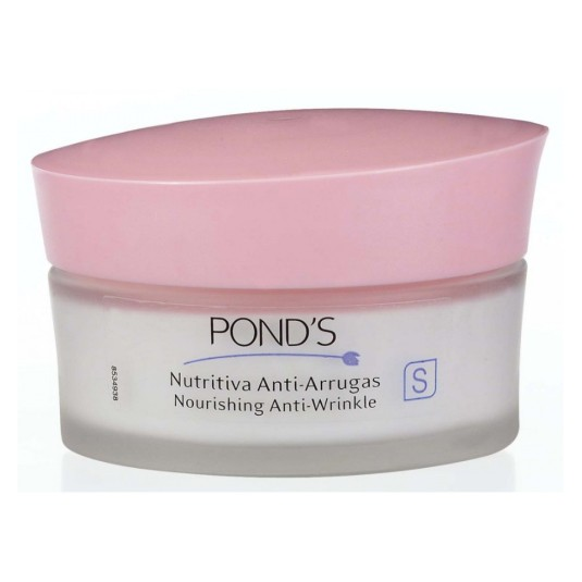 ponds crema nutritiva antiarrugas 50ml