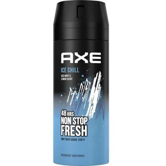 axe ice chill desodorante bodyspray 150ml