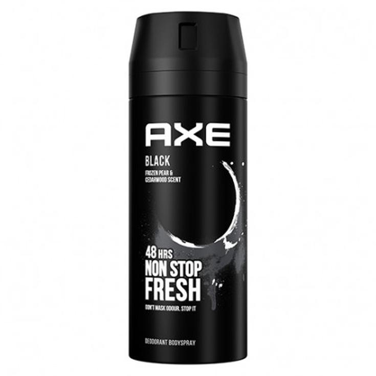 axe black desodorante bodyspray 150ml