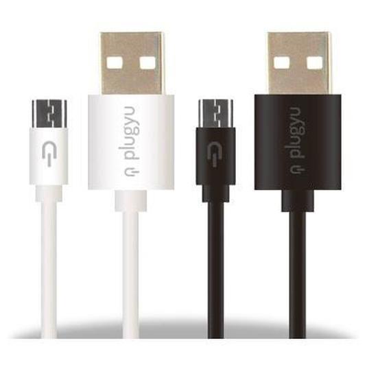 plugyu plugyu cable cargador movil/tablet micro usb