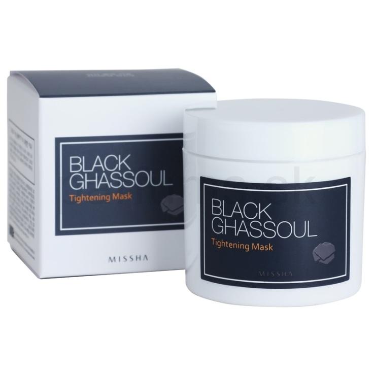 MISSHA BLACK GHASSOUL TIGHTENIG MASCARILLA  95G