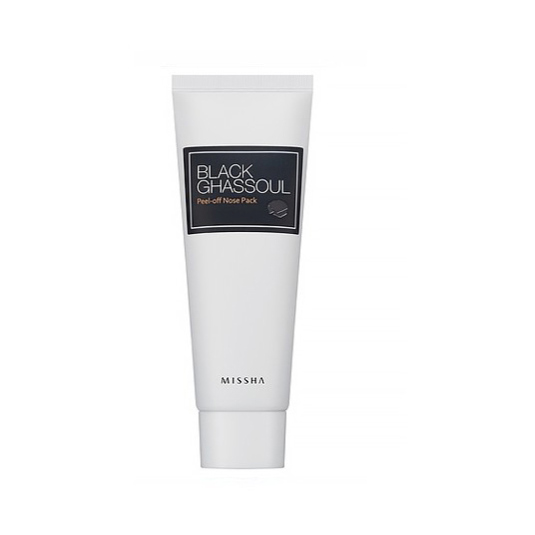 MISSHA BLACK GHASSOUL MASCARILLA PEEL OFF NARIZ