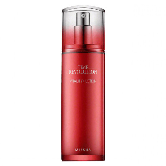 MISSHA TIME REVOLUTION VITALITY LOCIÓN ANTIEDAD 130ml