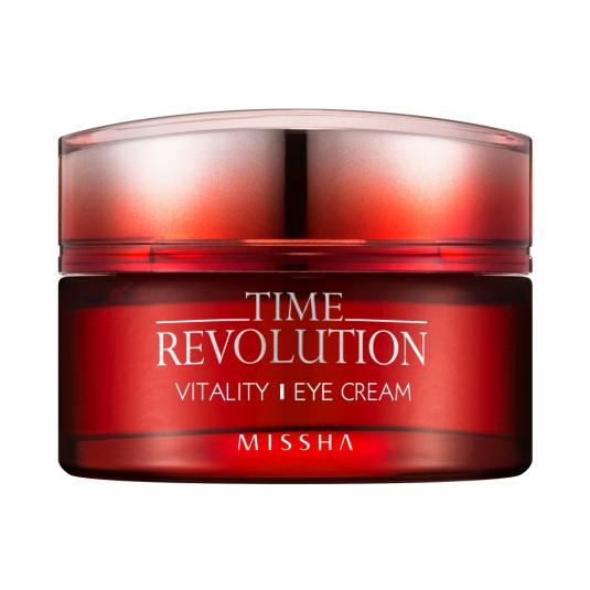 MISSHA TIME REVOLUTION VITALITY CONTORNO DE OJOS ANTIEDAD 25ML