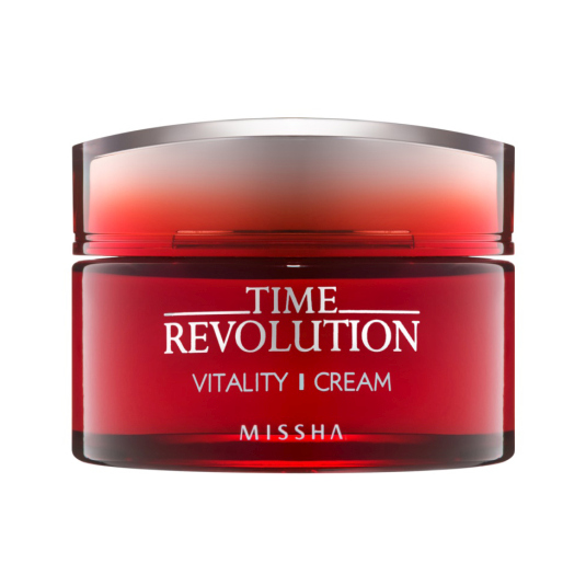 MISSHA TIME REVOLUTION VITALITY CREMA ANTIEDAD 50 ML