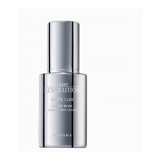 TIME REVOLUTION WHITE CURE SCIENCE BLANC TONE-UP SERUM 30ML
