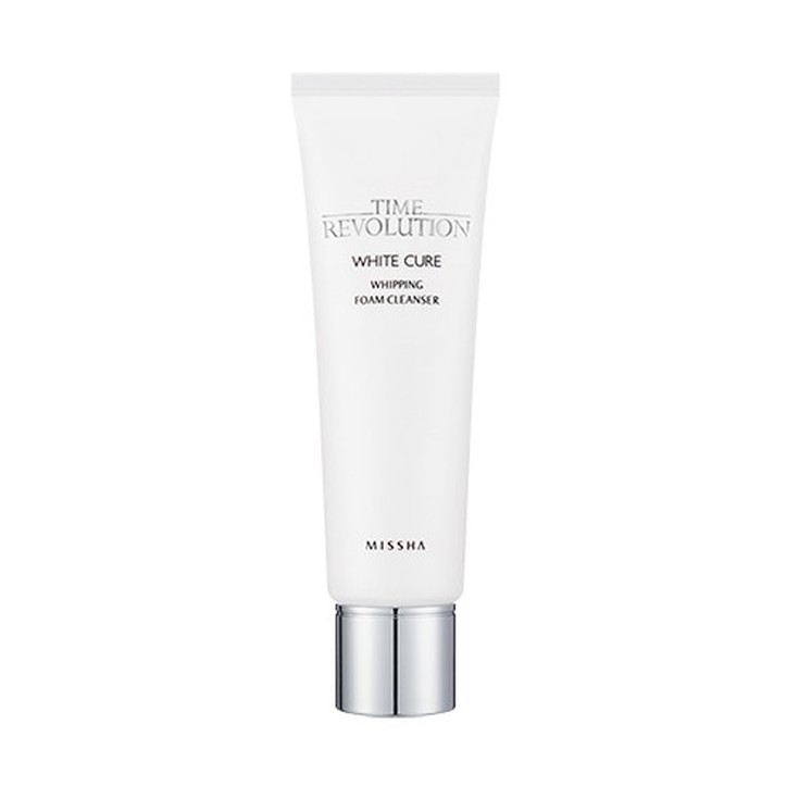 missha time revolution white cure limpiador facial 125ml
