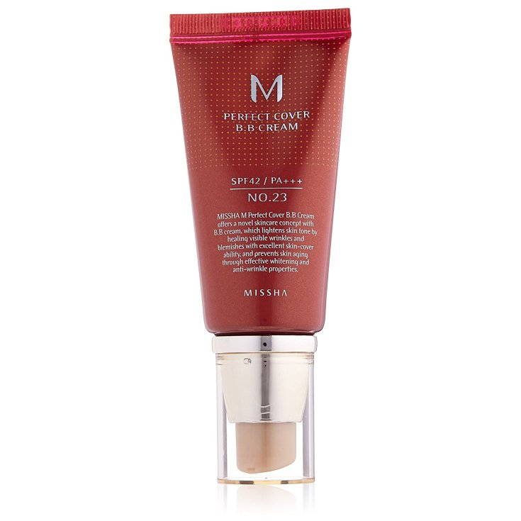 MISSHA M PERFECT COVER BB CREAM SPF 42 PA+++