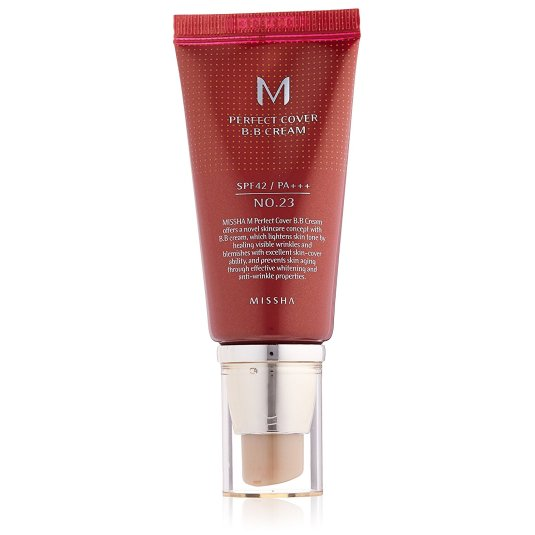 MISSHA M PERFECT COVER BB CREAM SPF 42 PA+++ 50ML