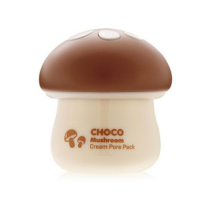 tonymoly magic choco mushroom pore mascarilla 70ml