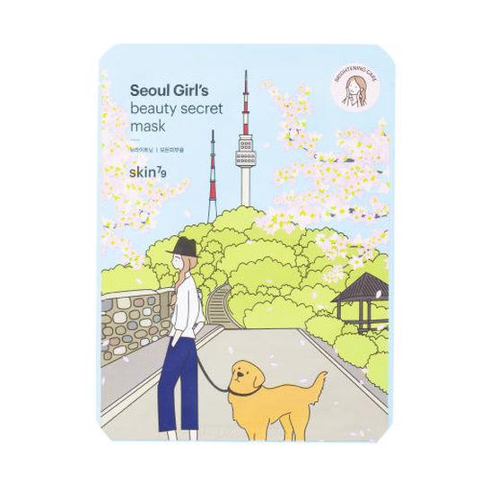 SKIN79 SEOUL GIRL'S BEAUTY SECRET MASCARILLA HIDRARANTE